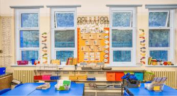 Briscoe Lane Classroom