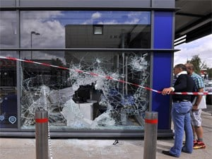Victims of Vandals: The Cost to Commercial Property