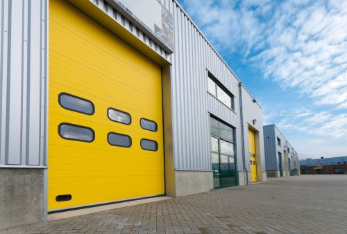 Door & Window Security for Warehouse & Industrial Units