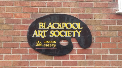 Blackpool Art Society - Hammerglass